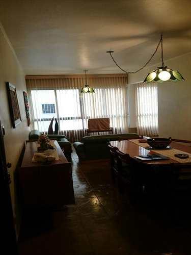 Apartamento, código 3477 em São Vicente, bairro Itararé