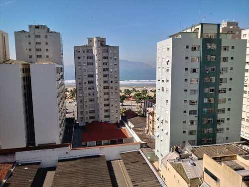 Apartamento, código 3548 em São Vicente, bairro Itararé