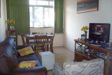 Apartamento, código 3403 em São Vicente, bairro Centro