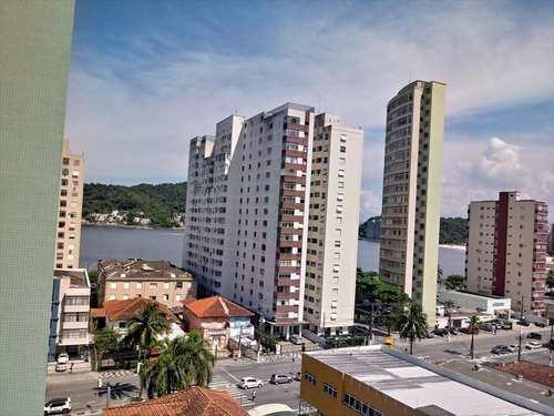 Apartamento, código 3393 em São Vicente, bairro Centro