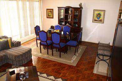 Apartamento, código 3328 em São Vicente, bairro Itararé
