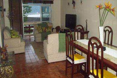 Apartamento, código 3324 em São Vicente, bairro Ilha Porchat