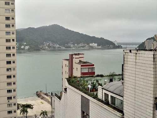 Apartamento, código 3290 em São Vicente, bairro Centro
