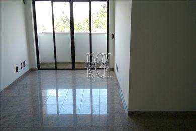 Apartamento, código 3288 em São Vicente, bairro Itararé