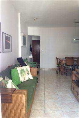 Apartamento, código 3283 em São Vicente, bairro Centro