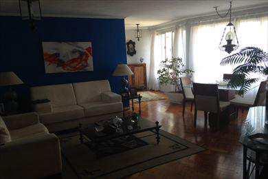 Apartamento, código 3266 em São Vicente, bairro Itararé
