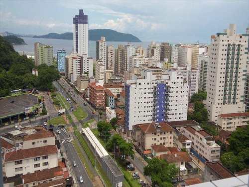 Apartamento, código 2965 em São Vicente, bairro Vila Valença