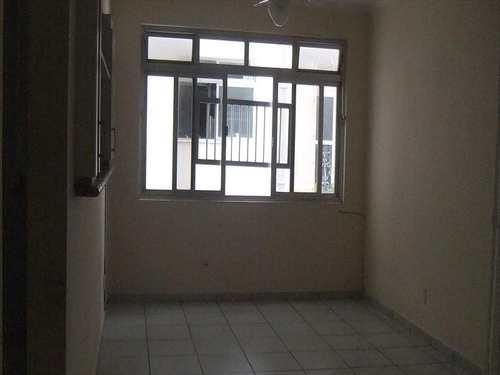 Apartamento, código 2959 em São Vicente, bairro Itararé