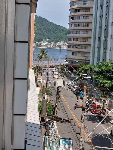 Apartamento, código 2958 em São Vicente, bairro Centro