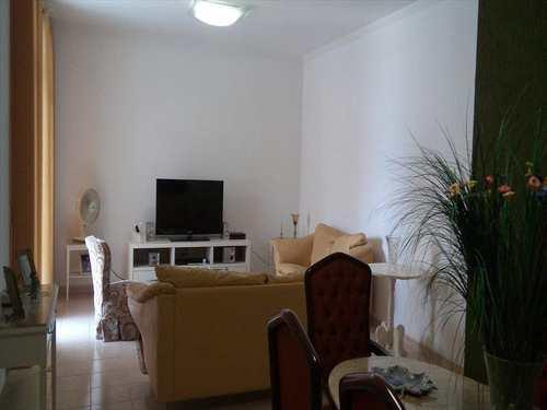 Apartamento, código 2963 em São Vicente, bairro Itararé