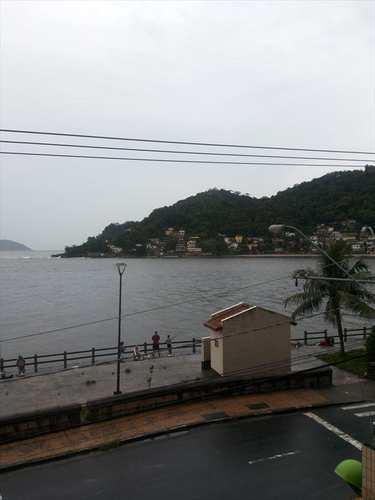 Apartamento, código 2957 em São Vicente, bairro Morro dos Barbosas