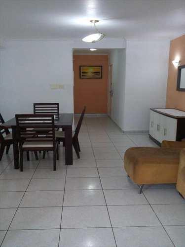 Apartamento, código 2948 em São Vicente, bairro Itararé