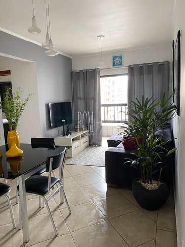 Apartamento, código 2941 em São Vicente, bairro Centro