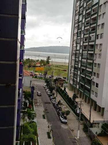 Apartamento, código 2925 em São Vicente, bairro Itararé