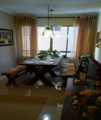 Apartamento, código 2915 em São Vicente, bairro Itararé