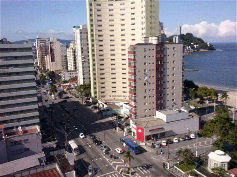 Cobertura em São Vicente, no bairro Centro