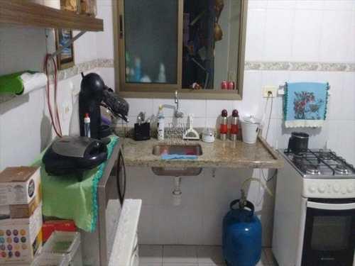 Apartamento, código 2898 em São Vicente, bairro Parque Bitaru