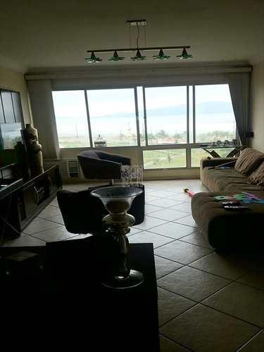 Apartamento, código 2891 em São Vicente, bairro Itararé
