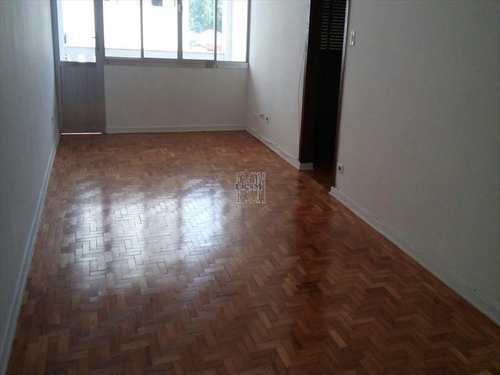 Apartamento, código 2885 em São Vicente, bairro Itararé