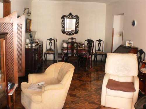 Apartamento, código 2876 em Santos, bairro Boqueirão