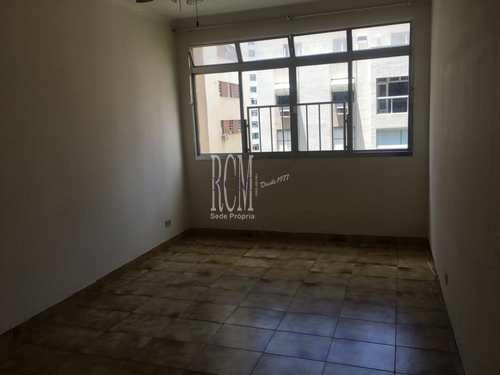 Apartamento, código 2835 em São Vicente, bairro Itararé
