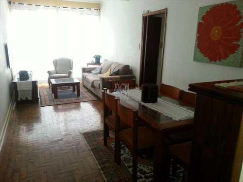 Apartamento, código 2814 em São Vicente, bairro Itararé