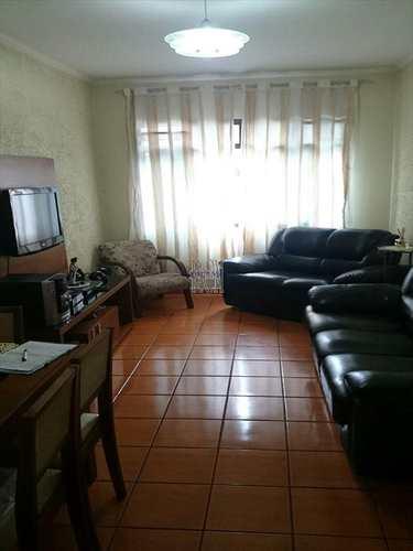 Apartamento, código 2803 em São Vicente, bairro Itararé