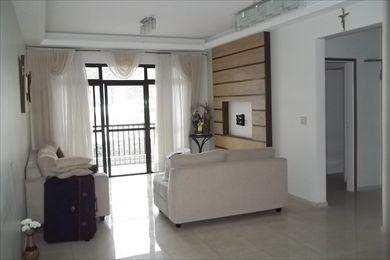 Apartamento, código 2779 em São Vicente, bairro Centro