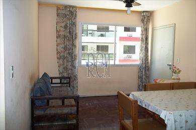Apartamento, código 2778 em São Vicente, bairro Itararé