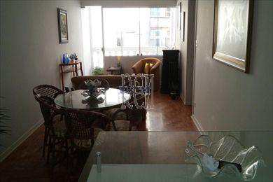 Apartamento, código 2772 em São Vicente, bairro Itararé