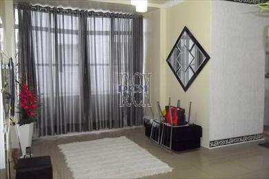 Apartamento, código 2736 em São Vicente, bairro Centro