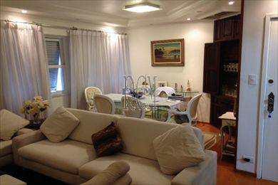 Apartamento, código 2731 em São Vicente, bairro Itararé