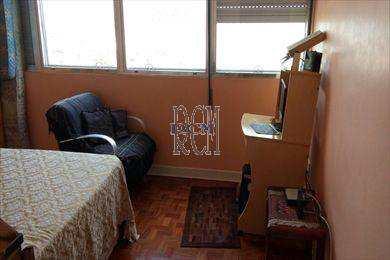 Apartamento, código 2711 em São Vicente, bairro Itararé