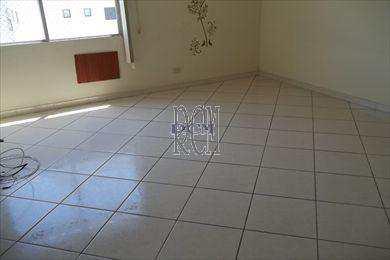 Apartamento, código 2701 em São Vicente, bairro Itararé