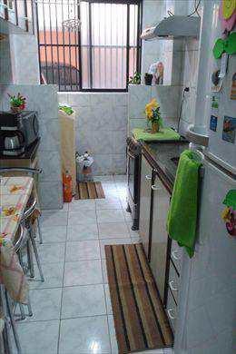 Apartamento, código 2697 em São Vicente, bairro Parque São Vicente