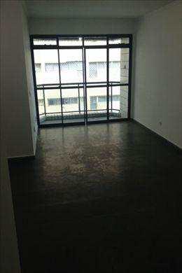 Apartamento, código 2675 em São Vicente, bairro Itararé