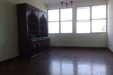 Apartamento, código 2628 em São Vicente, bairro Itararé