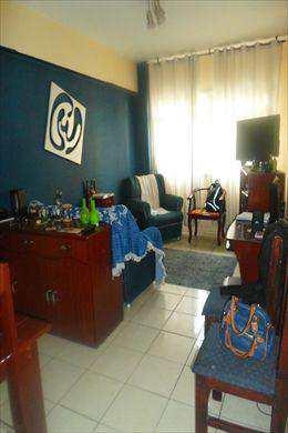 Apartamento, código 2613 em São Vicente, bairro Centro