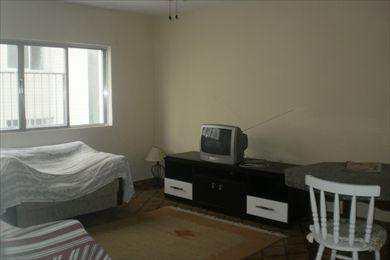 Apartamento, código 2605 em São Vicente, bairro Centro