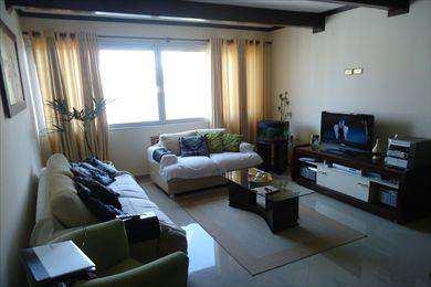 Apartamento, código 2569 em São Vicente, bairro Itararé