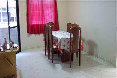 Apartamento, código 2460 em São Vicente, bairro Itararé