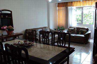 Apartamento, código 2356 em São Vicente, bairro Itararé