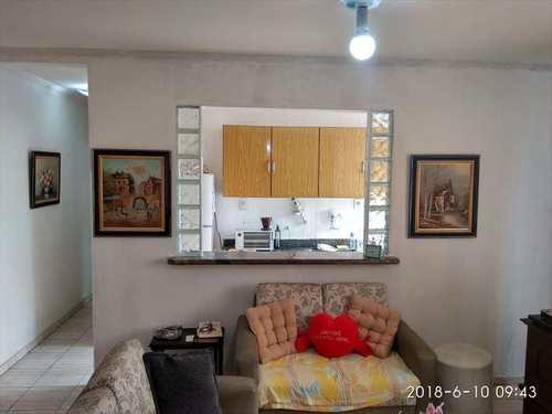 Apartamento, código 1856 em São Vicente, bairro Centro