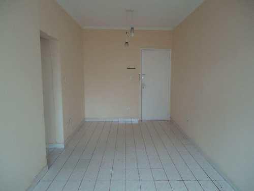 Apartamento, código 1853 em São Vicente, bairro Itararé