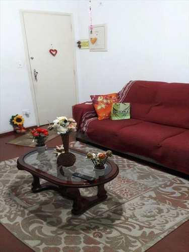 Apartamento, código 1847 em São Vicente, bairro Centro