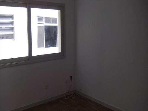 Apartamento, código 1836 em São Vicente, bairro Itararé