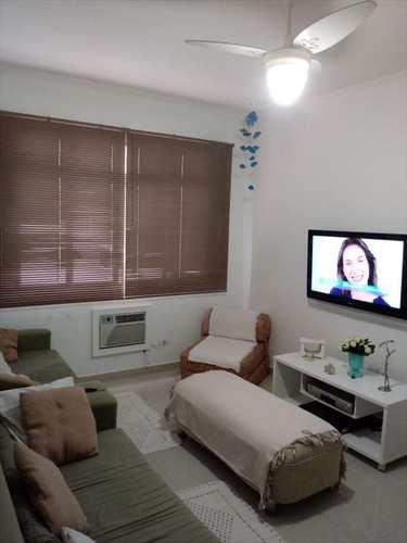 Apartamento, código 1822 em São Vicente, bairro Itararé
