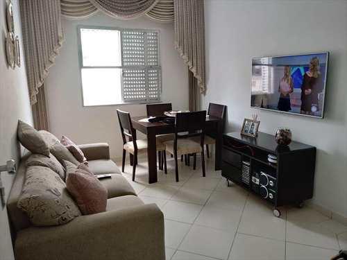 Apartamento, código 1825 em São Vicente, bairro Itararé