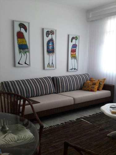 Apartamento, código 1794 em São Vicente, bairro Centro