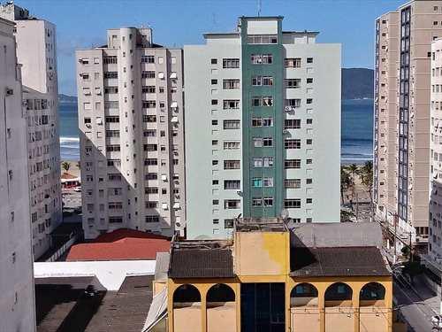 Apartamento, código 1789 em São Vicente, bairro Itararé